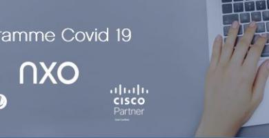 Télétravail : programme spécial NXOT COVID-19 avec Alcatel-Lucent Enterprise et Cisco